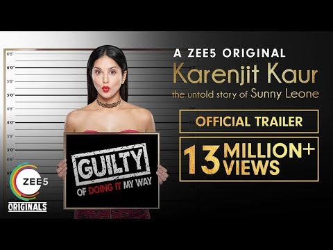 Xxx Mp4 Karenjit Kaur The Untold Story Of Sunny Leone Official Trailer Premieres 16th July On ZEE5 3gp Sex