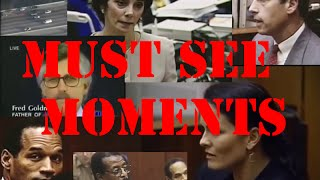 O.J. Simpson Murder Trial Documentary - All Case Highlights