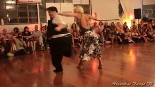 Alejandra Mantinan  y Aoniken Quiroga (4) - 2-nd Tel-Aviv Tango Festival - 24-09-2016