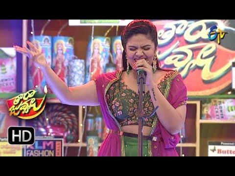 Xxx Mp4 Srimukhi Two Voices Song Tarajuvvalu ETV Diwali Special Event 7th Nov 2018 ETV Telugu 3gp Sex