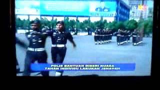 Latihan Asas Polis