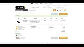 daraz.pk coupon code - 10% discount