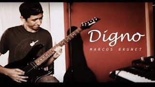 Digno - Marcos Brunet - Cover - Danny J. Bayona - Guitarra Eléctrica