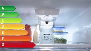 mabe refrigerador Ingenious: Ahorro de energía