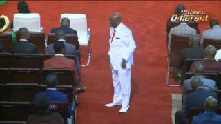 Bishop Oyedepo @ Enough is Enough (1st) Service May 28,  2017 [Unlimited Power of Faith]