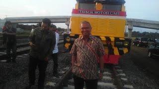 Lihat Nih, Kereta Api Trans Sulawesi Jokowi, Kereen!
