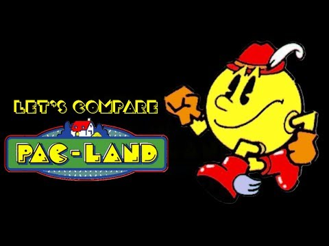 Let s Compare Pac Land