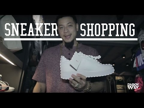 Xxx Mp4 Sneaker Shopping With Daboyway 3gp Sex