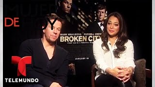 Mark Wahlberg requested to change a sex scene in Broken City | Telemundo Mujer | MDH