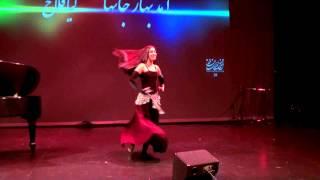 آمد بهار جانها   رقص   لیا فلاح Sokhan Eshgh 18