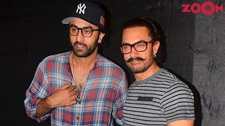 Aamir Khan To Supervise The Scripts Of Ranbir Kapoor