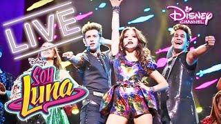 SOY LUNA - LIVE On Tour! 💃🎉 | Disney Channel
