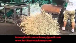 Bio Organic Fertilizer Production Line|Organic Fertilizer Plant