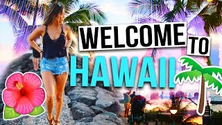 Welcome To HAWAII!!