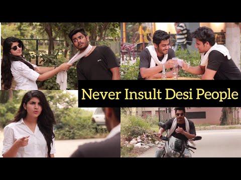 Xxx Mp4 NEVER INSULT DESI PEOPLE VINE Feat Awanish Singh 3gp Sex