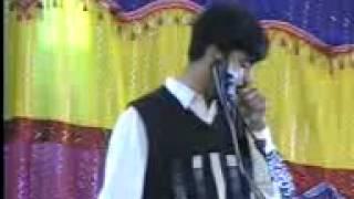 SYED AOUN SABIR SHAH S,O SYED SABIR HUSSAIN SHAH BEHAL.3gpSALANA MAJLIS AZA 1ST MARCH 2012