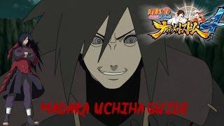 |Madara Uchiha Tips/Overview| Naruto Ultimate Ninja Storm 4