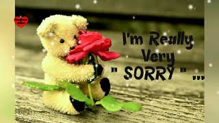 I Am Sorry WhatsApp Status || Forgive Me Status || Feeling Sorry || Status || Quotes || Message