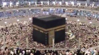 Haram Sharif Tawaf 2015 Labaik Allahuma Labaik