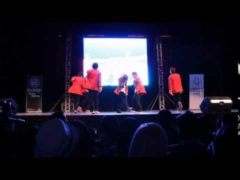 2015 K-POP World Festival Ecquador (Performance)
