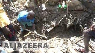 DR Congo landslide kills at least 200