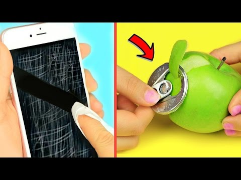 10 SIMPLE LIFE HACKS THAT WILL CHANGE YOUR LIFE Life Hacks TESTED