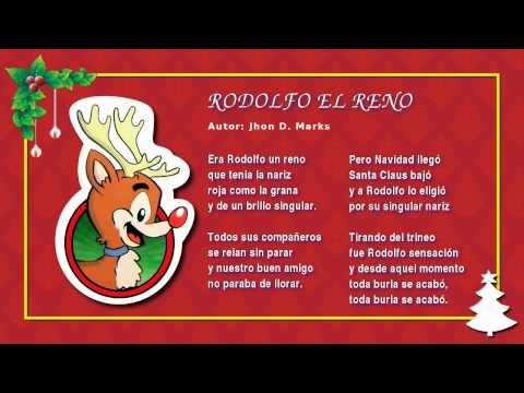 Miss Rossi 06 Rodolfo el Reno Villancicos Navideños Feliz Navidad Christmas Carols