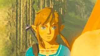 The Legend of Zelda: Breath of the Wild - Nintendo Switch | official trailer (2017)