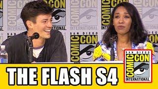 THE FLASH Season 4 Villains Revealed At Comic Con!