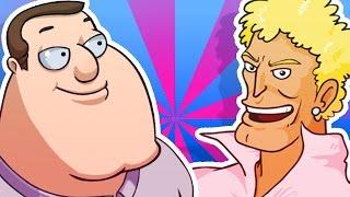 BRODY RESPONDS - Joe / Family Guy