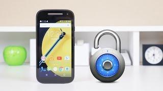 How to Unlock a Motorola Moto E!