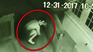 5 Scary Things Caught On Camera