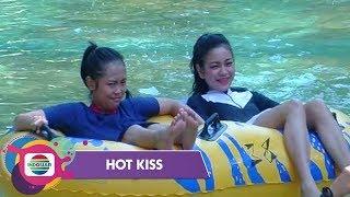 One Day With Selfi dan Rara LIDA - Hot Kiss