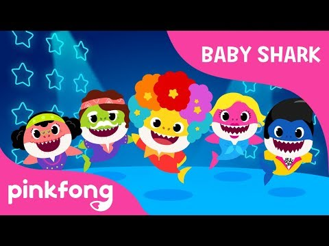 Download Disco Sharks | Baby Shark | Pinkfong Songs for Children free