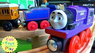 Thomas and Friends Wooden Railway Video for Kids | Charlie