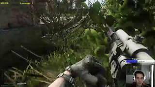 Снайпер на Охоте в Escape from Tarkov(Новый Патч)