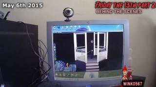 Gazebo - Friday the 13th Part 2 Behind the Scenes - Sims 2 Horror Movie - Joe Winko