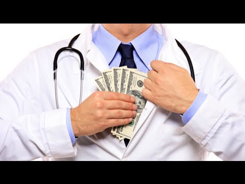 Drug Companies Are Paying Doctors HOW Much!?