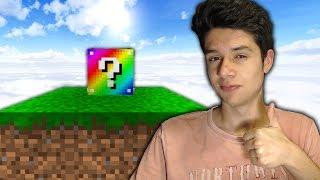 LA CARRERA MÁS LOCA DE LUCKY BLOCKS (Minecraft - Lucky Block Race)