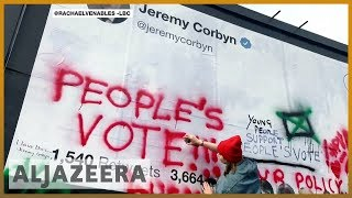 🇬🇧 Brexit debate: Campaigners use billboards and magazines l Al Jazeera English