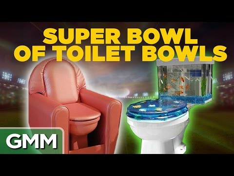 Super Bowl of Toilet Bowls