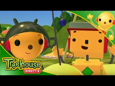 Rolie Polie Olie - Soupy Zowie and Diaper Dyma-no / Magnetitus / A Little Wish - Ep.66