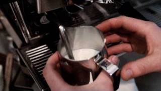 How to Steam Milk with Espresso Machine | Perfect Coffee