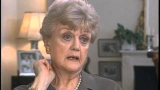 Angela Lansbury on almost leaving