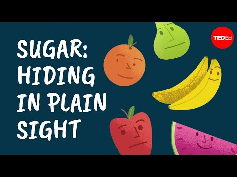Sugar Hiding in plain sight Robert Lustig