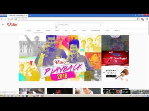Xxx Mp4 Cara Mudah Download Video Di Vidio Com 3gp Sex