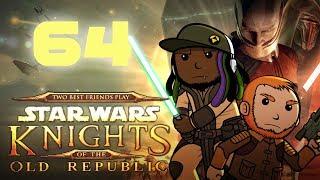 Best Friends Play Star Wars: KOTOR (Part 64)