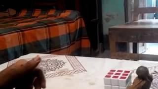 funny video Rubik's Cube solving বাংলা বুবিক্স কিউব