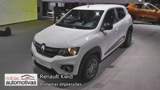 Renault Kwid - Primeiras impressões - NoticiasAutomotivas.com.br