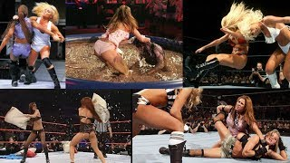 Top 10 WORST WWE PPV Womens Matches